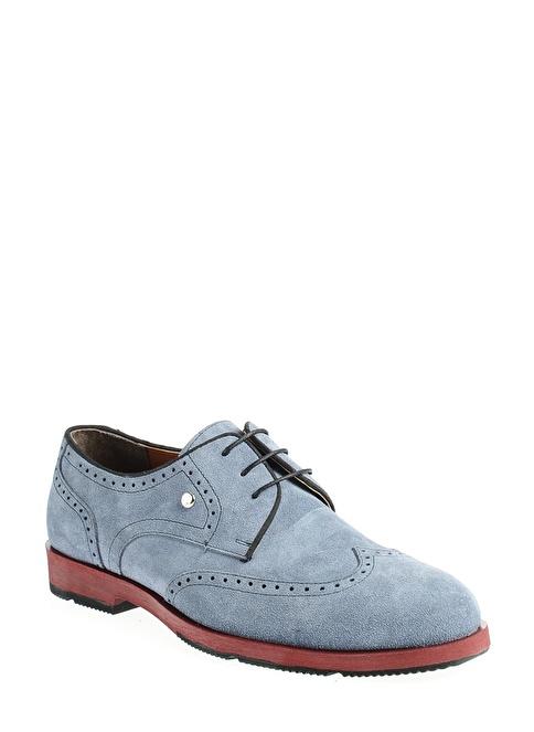 Pierre Cardin Oxford Ayakkabı Mavi